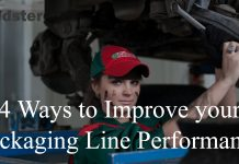 4 Ways to Improve your Packaging Line Performance