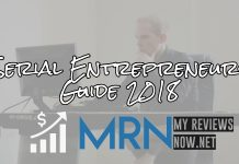 Serial Entrepreneurs Guide 2018