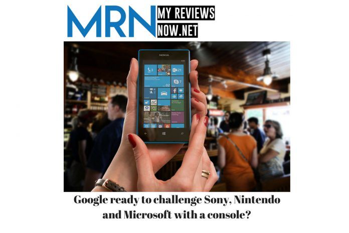 Google ready to challenge Sony, Nintendo and Microsoft with a console?