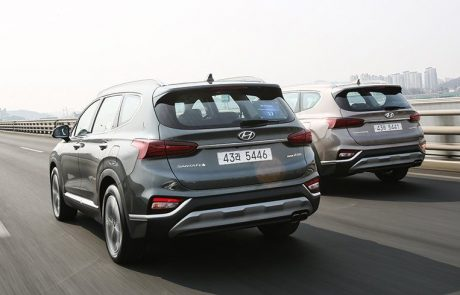Hyundai Santa Fe and Ford Fusion: Are these the ultimate city vehicles?