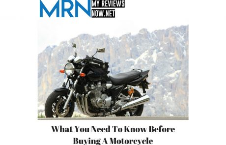 What You Need To Know Before Buying A Motorcycle