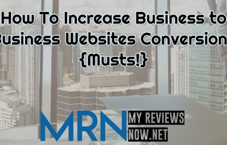 How To Increase Business to Business Websites Conversions {Musts!}