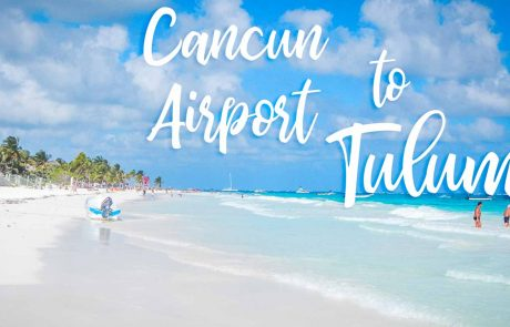 Best vacation locations: Tulum in Mexico