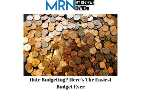 Hate Budgeting? Here's The Easiest Budget Ever