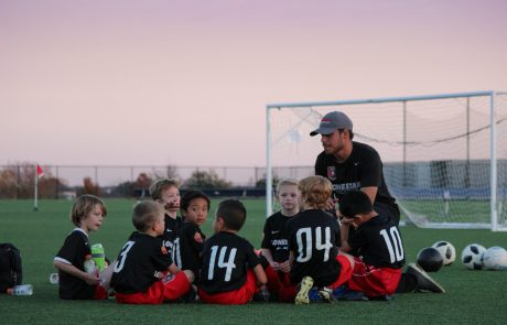 Tips for Nurturing your Child to Play Football