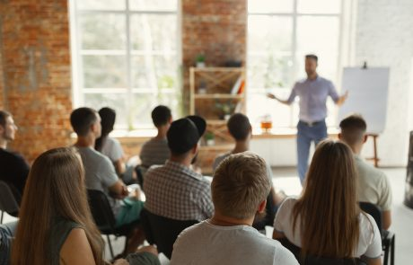 How To Give A Great Speech At Your Next Business Conference