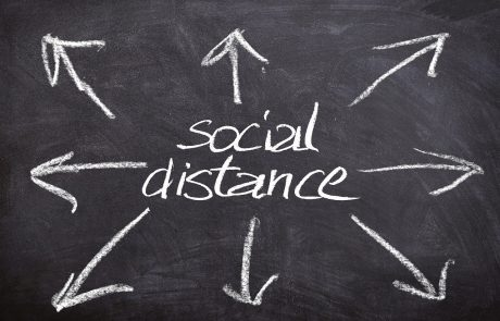 How To Move Long Distance While Social Distancing