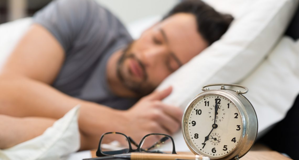 6 Ways You Can Sleep Better at Night