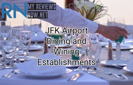 JFK Airport Dining and Wining Establishments