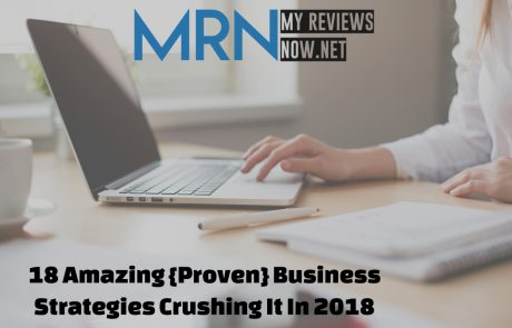 18 Amazing {Proven} Business Strategies Crushing It In 2018